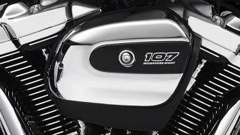 Harley Davidson sử dụng động cơ mới cực mạnh
