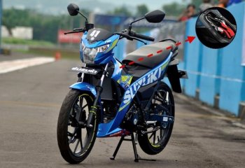 Suzuki Raider 150 FI có thể về Việt Nam trong tháng 12