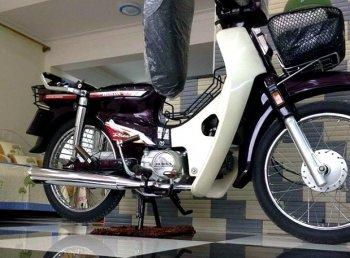Honda Dream II nguyên bản hàng Thái được hét giá 180 triệu