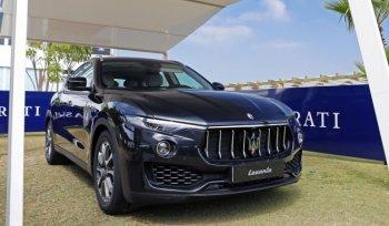 Xuất hiện thông tin giá bán chính thức Maserati Levante tại Việt Nam