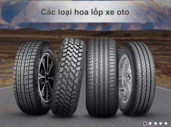 Nên hay không dùng lốp có vân hoa mỏng cho Land Cruiser