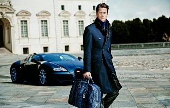 Thời trang hàng hiệu cho quý ông Bugatti