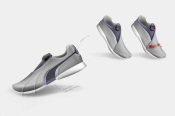 Giày X-Cat Disc: Cảm hứng từ siêu xe 'vải' BMW GINA