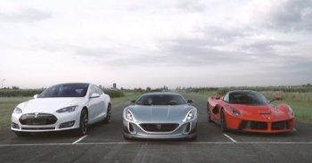 Siêu xe Ferrari thua thảm hại trước hãng xe kém tên tuổi