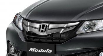 Honda Việt Nam ra mắt thêm phiên bản City Modulo