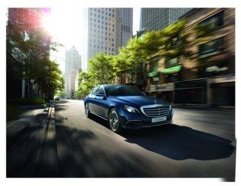 Mercedes E-Class mẫu mới sẽ ra mắt tại Việt Nam vào tháng 10