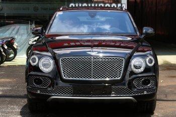 Ngắm SUV Bentley Bentayga giá 23 tỷ đồng tại Sài Thành