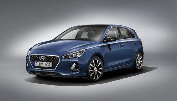 Hyundai i30 2017 chính thức được ra mắt
