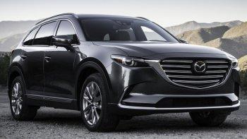 Xem hết bí mật vận hành Mazda CX-9 vừa ra mắt