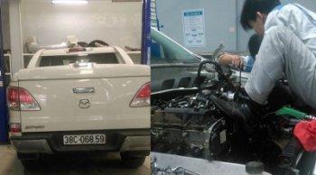 Thaco gặp rắc rối pháp lý vì vụ Mazda BT 50