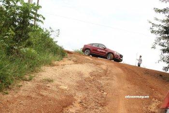 Chùm ảnh chinh phục đường khó với biệt đội BMW dòng X