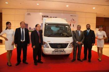 Tata chào thị trường Việt bằng xe tải 1 tấn