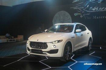 Levante – SUV đầu tiên của Maserati có gì