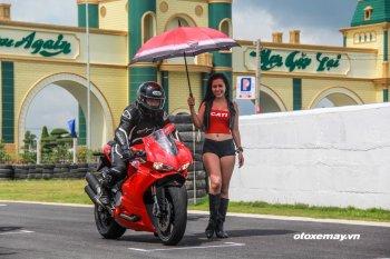 Thử cảm giác lái Ducati 959 Panigale tại Happy Land
