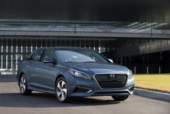Hyundai Sonata bị dính lỗi phanh