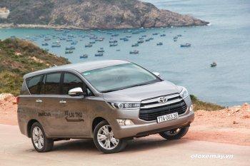 Toyota bán được 935 chiếc Innova 2016 chỉ sau 1 tháng ra mắt
