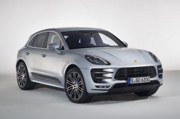 Thêm sức mạnh cho Porsche Macan Turbo với Gói Hiệu suất mới