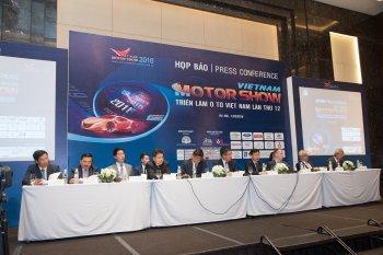 Triển lãm Ô tô Việt Nam 2016 sẽ bất ngờ với người mua xe