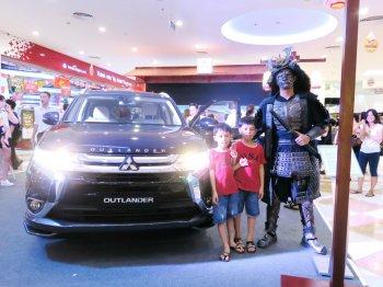 Mitsubishi tổ chức lễ hội mùa thu đậm chất Nhật cho khách Việt