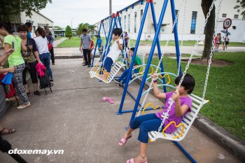 Ford Việt Nam tổ chức sân chơi cho trẻ em
