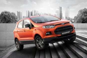 Ford Việt Nam giới thiệu EcoSport Titanium Black Edition giá 654 triệu