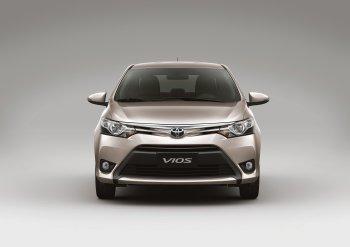 """Toyota Vios 2016 """"chào"""" thị trường Việt với giá từ 532 triệu đồng"""