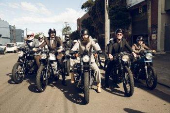 """Rục rịch cùng ngày hội """"The Distinguished Gentleman's Ride 2016"""""""