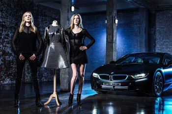 Khi chất liệu trên xe BMW hóa thân vào thời trang