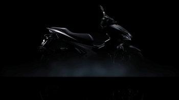 """""""Siêu xe tay ga thể thao"""" mới của Yamaha dần được tiết lộ"""