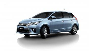 Toyota Yaris 2016 được bán với giá từ 636 triệu đồng
