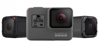 GoPro tung bộ sản phẩm mới cho dân mê phượt