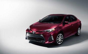 50 năm, Toyota bán 44 triệu xe Corolla
