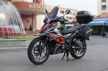 Honda Winner độ Adventure giá 80 triệu tại Việt Nam
