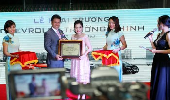 GM Việt Nam mở thêm đại lý nhằm hút khách phía Nam