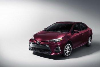 Toyota Corolla phiên bản kỉ niệm 50 năm kịch độc