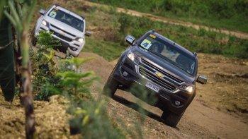 Đánh giá Chevrolet Colorado 2017 tại Philippines