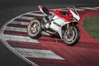 Ducati 1299 Panigale S Anniversario tinh túy của 90 năm lịch sử