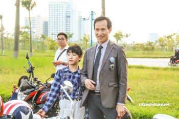 """""""The Distinguished Gentleman's Ride"""" khi các quý ông Việt trở nên quyến rũ"""
