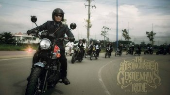 """""""The Distinguished Gentleman's Ride"""" chải chuốt với các Quý ông Sài Gòn"""