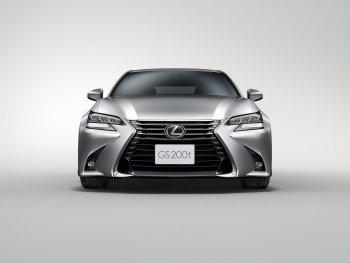 Lexus GS Turbo 2016 sẽ chính thức ra mắt tại VMS 2016