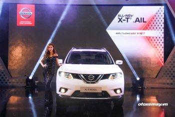 Nissan Việt Nam ra mắt X-Trail 2016 giá dưới 1 tỷ