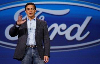 CEO của Ford đánh giá cao xe tự lái