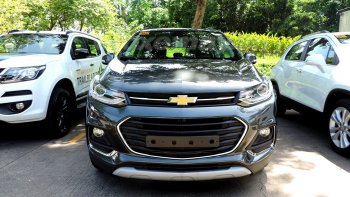 GM Việt Nam sắp bán SUV giống Ford EcoSport
