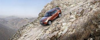 Land Rover Discovery 2017: Đậm chất sáng tạo