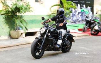 Kawasaki mở cuộc thi lái xe tiết kiệm nhiên liệu cho biker Việt