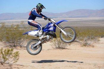 """Yamaha YZ250X - ngại gì mà không """"bay"""""""