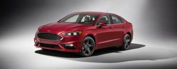 Ford Fusion đổi mới để đối đầu Toyota Camry