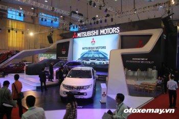 VMS 2016: Mitsubishi đem đến Outlander hoàn toàn mới