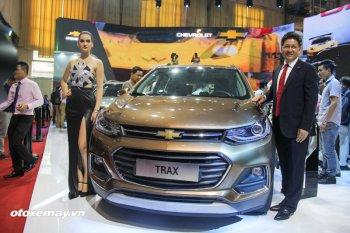 VMS 2016: Ấn tượng Chevrolet Colorado và Chevrolet Trax mới