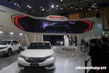 """Honda Việt Nam """"bứt phá"""" tại VMS 2016"""